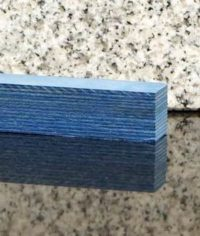 Blue Frogwood® Pen Blank