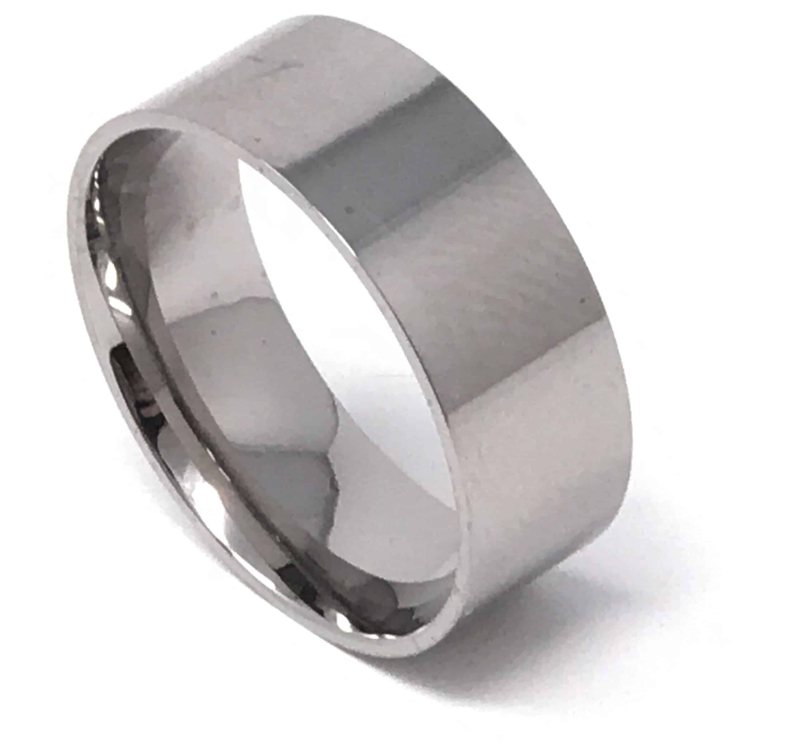 I8 - One piece titanium ring core