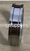 H5 Titanium ring core – 4mm with 2mm insert groove