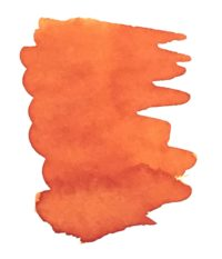 Puffin Orange Fountain Pen Ink