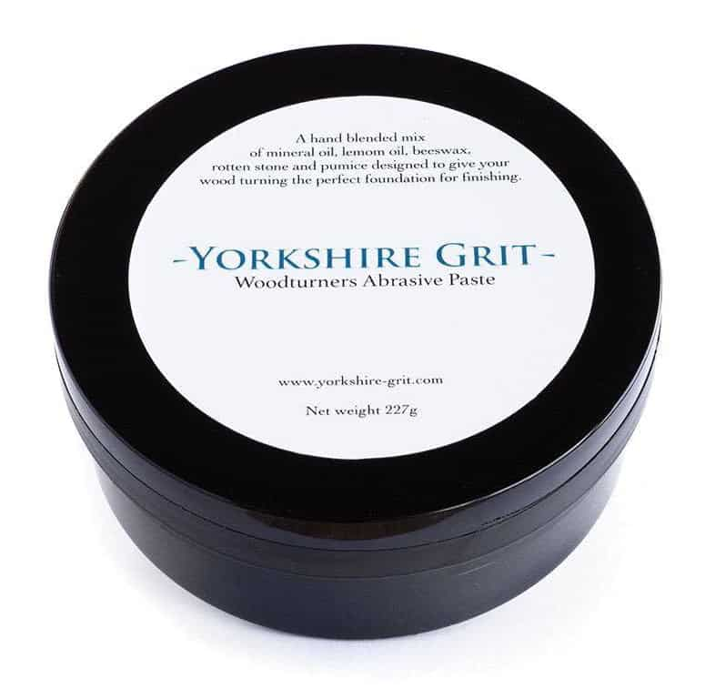 Yorkshire Grit - Original - Woodturners Abrasive Paste