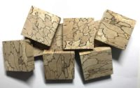 Spalted Beech wood ring blanks