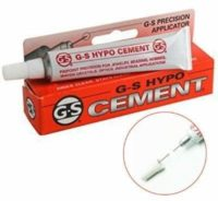 G-S Hypo Cement Jewellery Glue With Applicator - 9ml | Greenvill Crafts